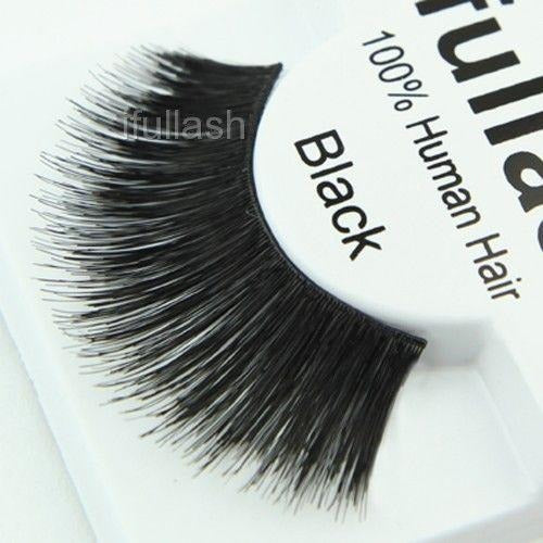 #199 Ifullash False Eyelashes Extensions Lashes (6 Pairs) - Waba Hair and Beauty Supply