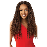 "20"" Xpression Twisted Up Boho Wavy Bomb Twist by Outre"
