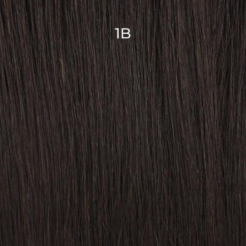 "Miss Origin 12A Kinky Perm Natural Bundle Hair Designer Mix 4"" Lace Part Closure Synthetic Weave Hair by Bobbi Boss"