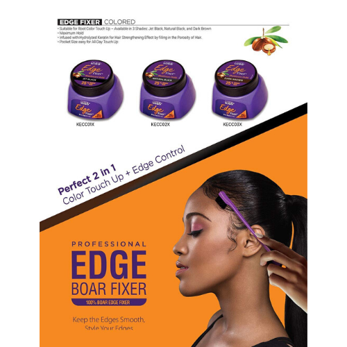 Maximum Hold Edge Fixer by Kiss - Waba Hair and Beauty Supply