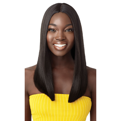 Cecilia Synthetic Lace Part Daily Wig by Outre