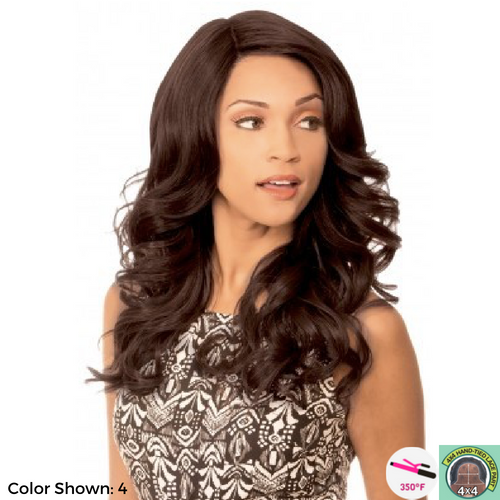 MLU13 - Magic Lace U-Shape Wig By Chade Fashion - Waba Hair and Beauty Supply
