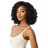 Nikaya Quick Weave Synthetic Half Wig by Outre