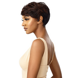 Talinda Quick Weave Synthetic Half Wig by Outre