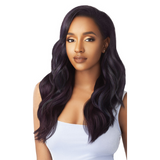 North Quick Weave Synthetic Half Wig by Outre