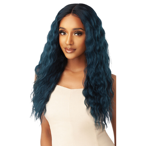 Lorelei Synthetic I-Part Swiss Lace Front Wig by Outre