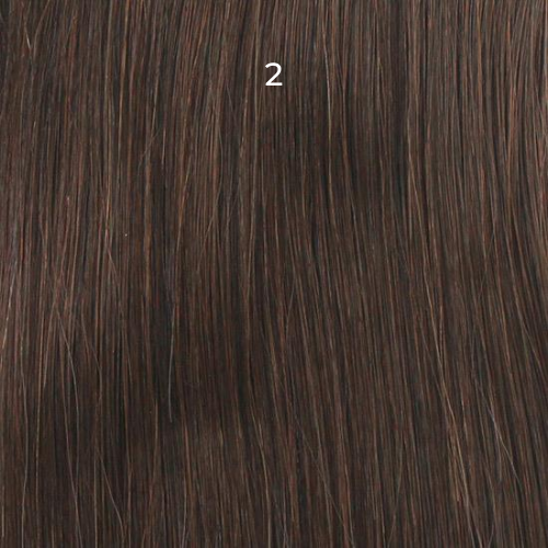Gina - MLF600 -  13''x7'' Deep Lace Free Parting Lace Front Wig by Bobbi Boss
