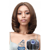 Afia - MLF324 - Flex Fit Cap Premium Synthetic Lace Front Wig by Bobbi Boss
