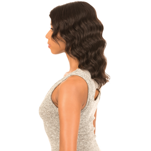 AD711 - Body Wave 11 Ali 7A Deep Lace Part Wig by Chade Fashion