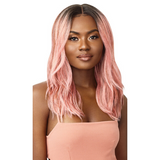 Dorian Synthetic I-Part Swiss Lace Front Wig by Outre