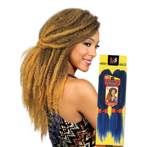 2X Jamaica Dreadlock Kinky Marli Crochet Braid Hair By Bobbi Boss - Waba Hair and Beauty Supply