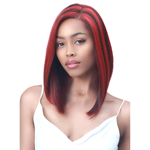 "Jodi - MLF601 - 13"" x 7"" Deep Lace Free Parting Premium Synthetic Lace Front Wig by Bobbi Boss"
