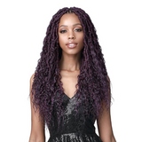 "20"" Nu Locs French Deep Boho Style 2X by Bobbi Boss"