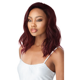 Lucia Quick Weave Synthetic Half Wig By Outre
