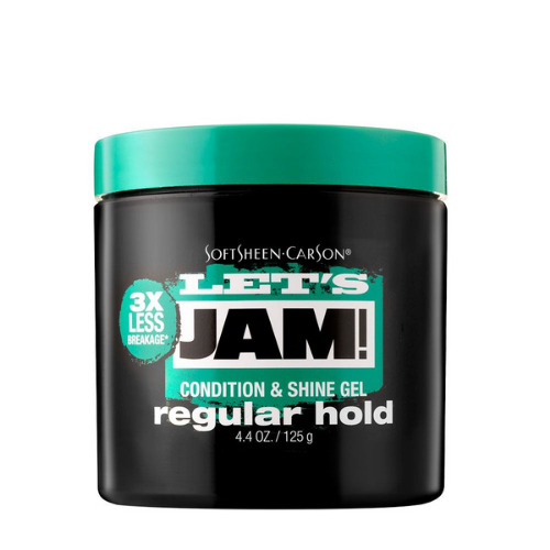 Let's Jam Condition and Shine Gel Regular Hold by Softsheen Carson
