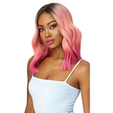 Nahla Color Bomb Swiss Lace Front Wig by Outre