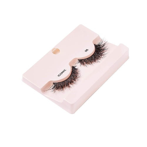 I Envy - KPEI05 - 3D Iconic Collection Glam 3D Lashes By Kiss - Waba Hair and Beauty Supply