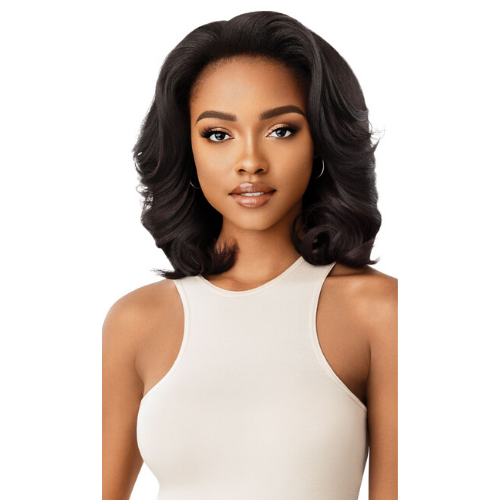 Shontay Quick Weave Synthetic Half Wig by Outre