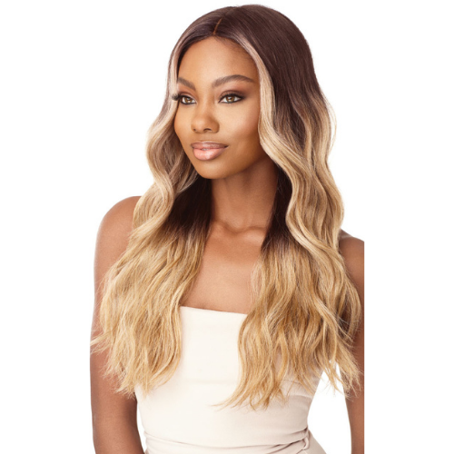 Stevie Lace Front Swiss Lace Front Wig by Outre