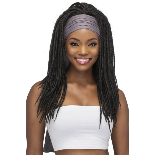 Rory HeadWrap Half Wig By Vivica A. Fox