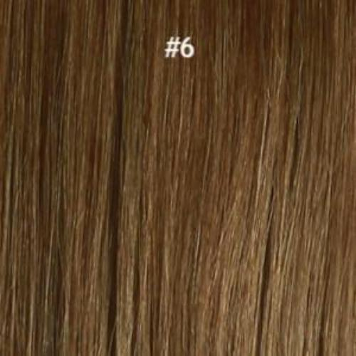 "'FRENCH KISS' U-TIP 18"" 100% REMY HUMAN HAIR EXTENSION-STRAIGHT - Waba Hair and Beauty Supply"