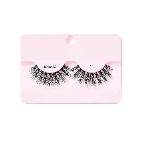 I Envy - KPEI14 - 3D Iconic Collection Chic 3D Lashes By Kiss - Waba Hair and Beauty Supply