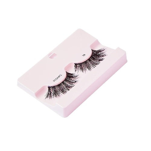 I Envy - KPEI19 - 3D Iconic Collection Chic 3D Lashes By Kiss - Waba Hair and Beauty Supply