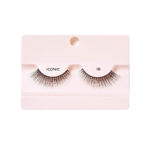 I Envy - KPEI10 - 3D Iconic Collection Natural 3D Lashes By Kiss - Waba Hair and Beauty Supply