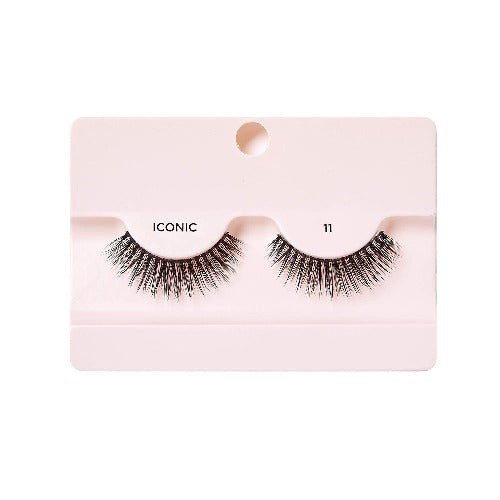 I Envy - KPEI11 - 3D Iconic Collection Natural 3D Lashes By Kiss - Waba Hair and Beauty Supply