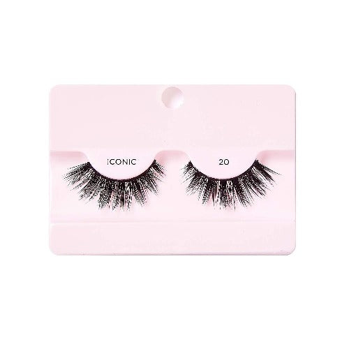 I Envy - KPEI20 - 3D Iconic Collection Chic 3D Lashes By Kiss - Waba Hair and Beauty Supply