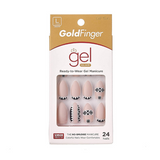 Gel Glam Ready-To-Wear Press On Nails - GF56 - By Kiss
