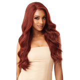 Lilia Heat Resistant Swiss Lace Front Wig by Outre