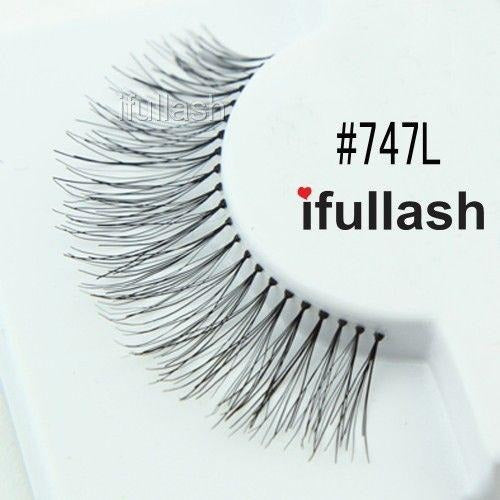 #747L Ifullash False Eyelashes Extensions Lashes (6 Pairs) - Waba Hair and Beauty Supply