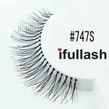 #747S Ifullash False Eyelashes Extensions Lashes (6 Pairs) - Waba Hair and Beauty Supply