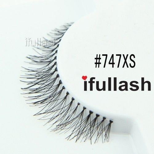 #747Xs Ifullash False Eyelashes Extensions Lashes (6 Pairs) - Waba Hair and Beauty Supply