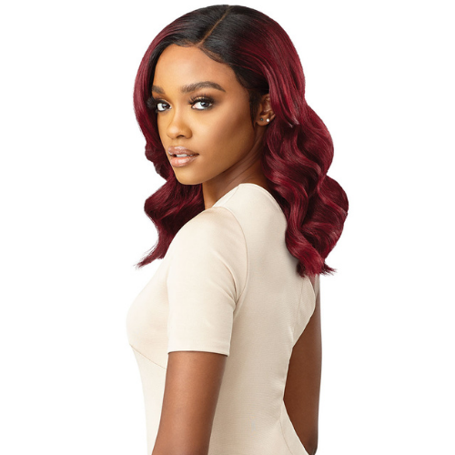 Elora Melted Hairline Lace Front Wig By Outre