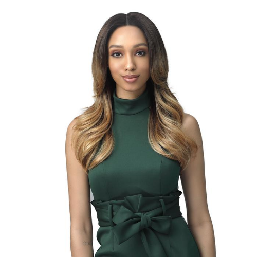Yulia - MLF429 - Boss Lace Hand Tied Extra Wide Deep Lace Front Wig by Bobbi Boss