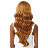India Perfect Hairline Synthetic Lace Front Wig by Outre