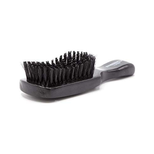 Red Hard Curve Brush 100% Boar Bristle Brush - BOR13 - by Kiss