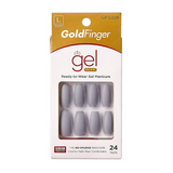 Gel Glam Color Nail Press On Nails - GFC09 - by Kiss - Waba Hair and Beauty Supply