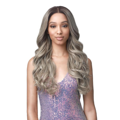 Taren - MLF473 Boss Lace Hand Tied Extra Wide Deep Lace Front Wig by Bobbi Boss