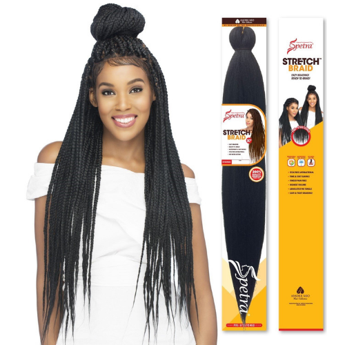 "30"" Ready Braid 100% Kanekalon Fiber Braiding Hair By Amore Mio - Waba Hair and Beauty Supply"