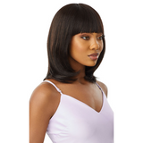 Nadine MyTresses 100% Unprocessed Human Hair Full Lace Front Wig by Outre
