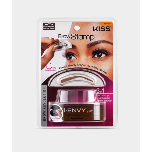 I Envy Brow Stamp - KPBS01 - By Kiss - Waba Hair and Beauty Supply