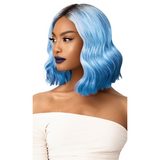 Jhalay Color Bomb I-Part Swiss Lace Front Wig by Outre