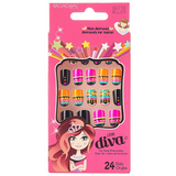 Broadway Little Diva Nails - BLL09 - By Kiss