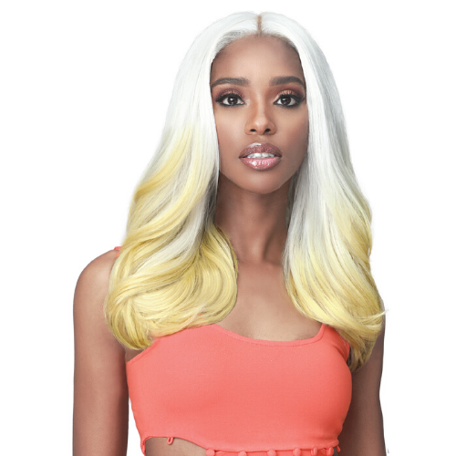 "Fayre - MLF452 - 13""X7"" Extended Lace Frontal Glueless Pre Plucked Wig by Bobbi Boss"