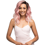 Jaylen - MLF322 - Lace Front Swiss Lace Premium Synthetic Wig by Bobbi Boss