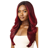 Phoenix Synthetic I-Part Swiss Lace Front Wig by Outre
