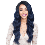 Celeste - MLF200 - Lace Front Swiss Lace Silk Base Premium Synthetic Wig by Bobbi Boss